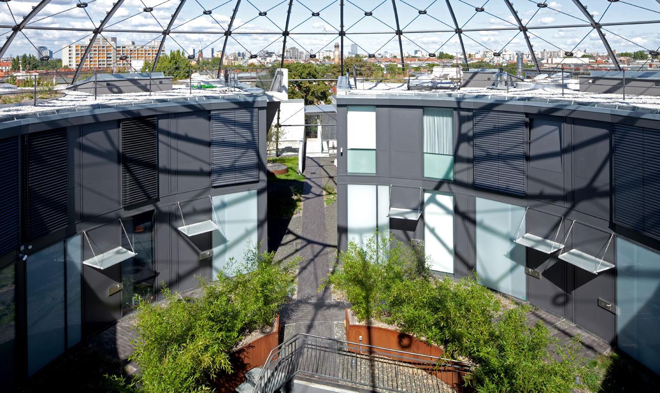 lofts eigentumswohnungen villen und h user in berlin selectberlin properties gmbh circle house. Black Bedroom Furniture Sets. Home Design Ideas